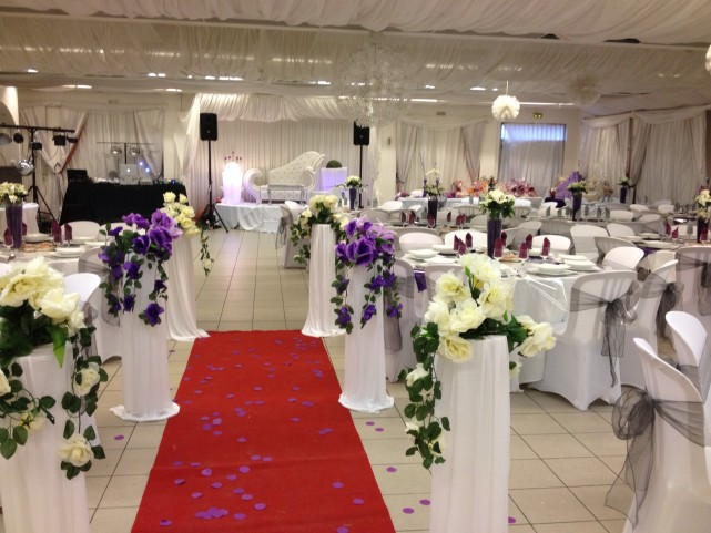 trouver une location de salle mariage